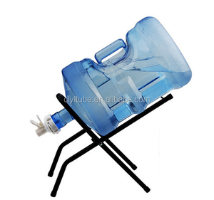 5 Gallon Water Bottle Stand Bottled Water display rack with Pumping Pure Water Faucet Factory Direct Selling