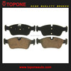 3411164500 34111165555 3411439821Brake Pad 1For BMW/BMW (BRILLIANCE)/WIESMANN D781 Brake Disc Pad