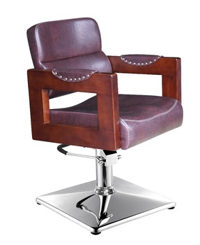 Vintage Barber Styling Chair Hair Salon Equipment and Furniture in Promotion Sale