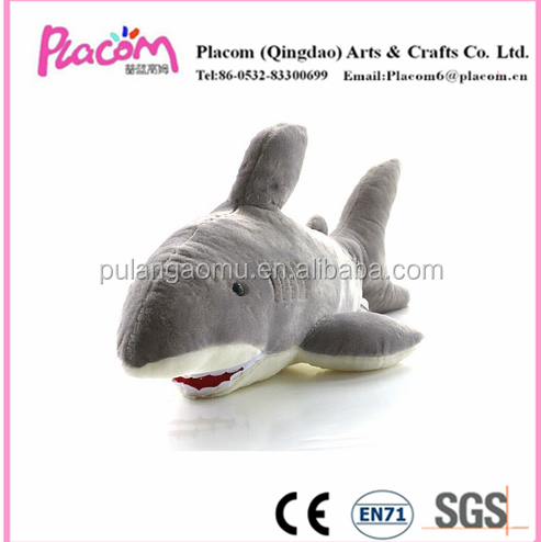 Giant Stuffed Shark giant stuffed shark. great white shark toy great white shark toy