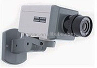 Dummy-AB-BX-01 home security dummy/fake waterproof ir digital color ccd camera with factory price