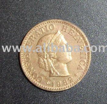 Confoederatio Helvetica 5 Coin - Buy Rare Coins Product on