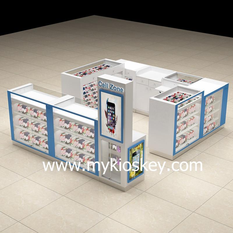 cell phone cases kiosk