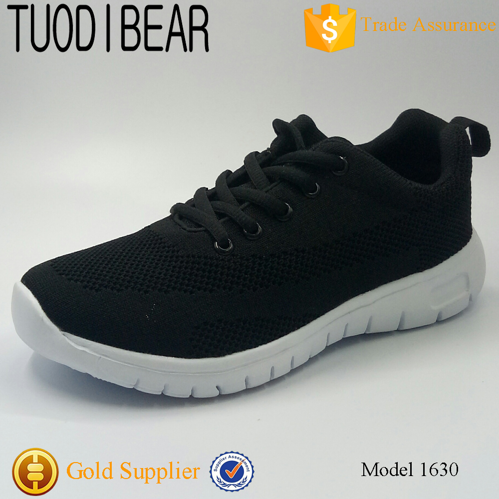 Trade Assurance Stock high quality casual shoes Lace up Men stock lot shoes