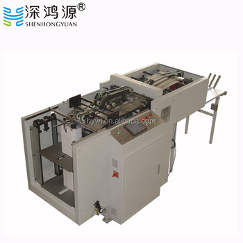 Notebook used Automatic Paper Punching Machine with CE certificate, Punching Machines,Machine Tool Equipment
