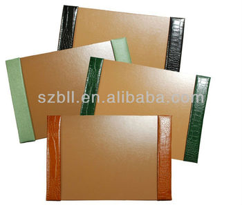 Pu Leather Table Mat Office