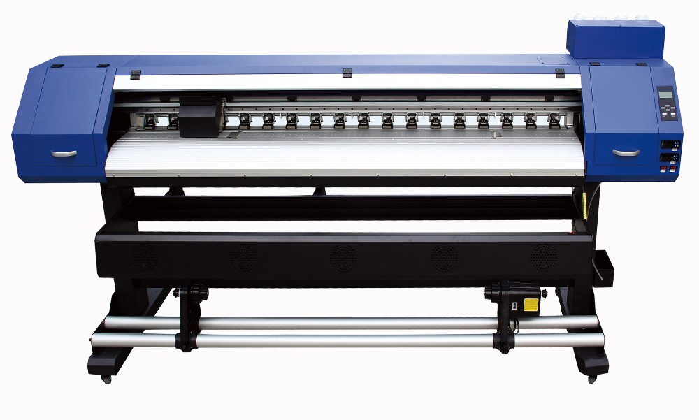 Feet Flex Banner Printing Machinem Digital Vinyl Banner - Vinyl decal printer