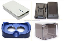 Plastic Enclosure/Shell/Case/Housing for Electronics OEM plastic electronic enclosure, injection molding products