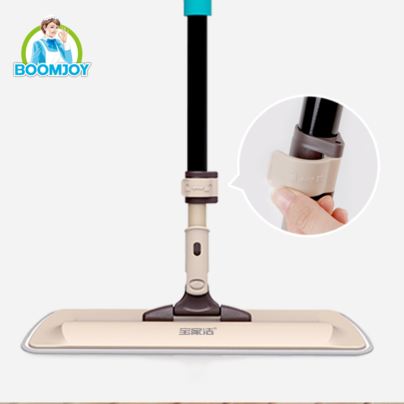 House cleaning 360 easy steam magic swivel microfiber twist flat mop
