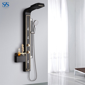 Factory Wholesale High Volume Thermostatic Shower Panel With Led Lights    Buy Thermostatic Shower Panel,Thermostatic Shower Panel With Led  Lights,High ...