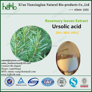 poultry feed additive rosemary ursolic acid
