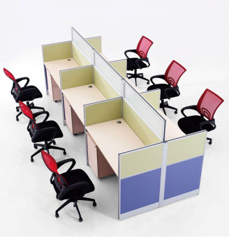 modern office workstations. Modern Office Workstations 6 Person Long Table S