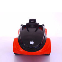 High Quality 4 wheelds electric car baby ride on car/Apple electric car