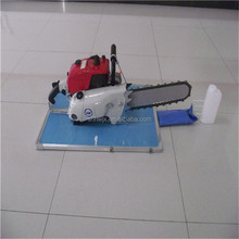 Good quality diamond concrete chain saw mini portable stone cutting machine petrol chainsaw