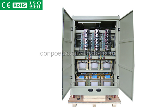 NCX-75KVA 3Phase Thyristor/IGBT/SCR/Electronic Heavy Duty Automatic Voltage Stabilizer Regulator AVR 380V/400VAC CE RoHS