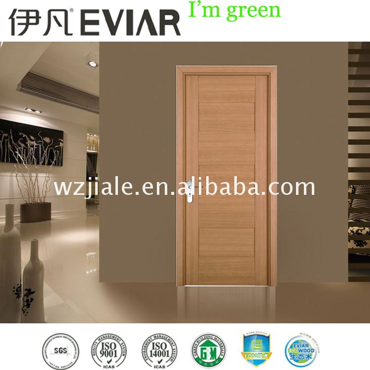 experienced manufacturer natural oak solid wooden doors