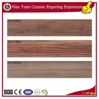 Foshan Modern design wooden look ceramic floor tile
