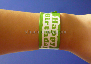 Customize Workable Print High Visibility Magnetic Bracelet