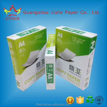 Multi Function Good Quality Wood Pulp Copy Paper A4 Indonesia ...