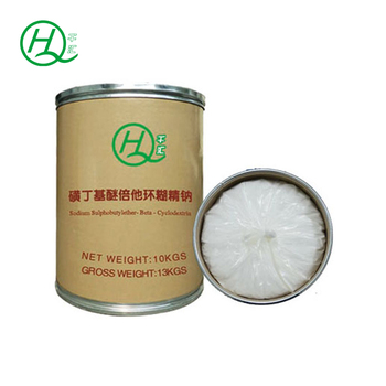 Cancer drug pharmaceutical ingredient--Sulfobutyl Ether Beta Cyclodextrin Sodium(SBECD), 182410-00-0, Injection grade