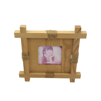 Wholesale handmade solid wood photo frames