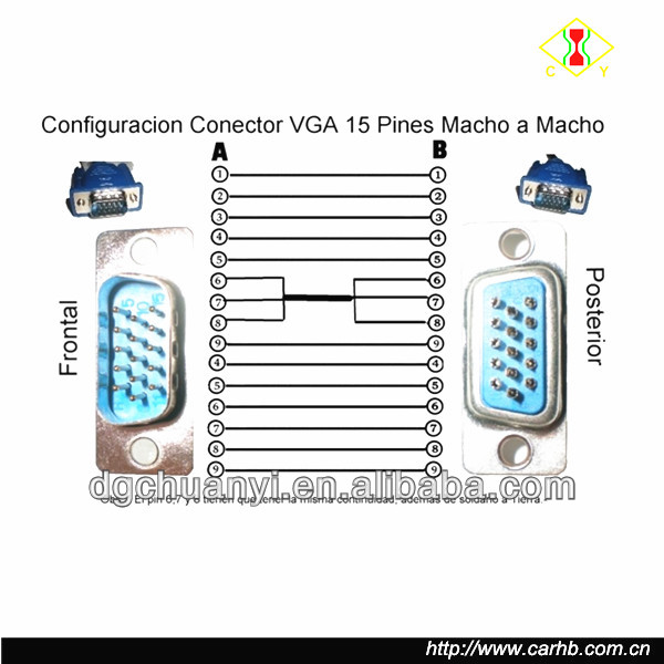 Factory Supply Dsub Male Connector Wiring Diagram Vga Cable Buy. Factory Supply Dsub Male Connector Wiring Diagram Vga Cable. Wiring. Rgb Pc Cable Wire Diagram At Scoala.co