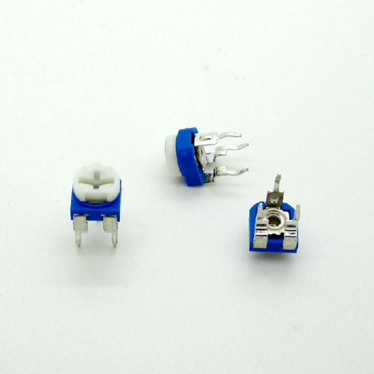 13 Values 3362P Trimmer Potentiometer Kit Pack Variable Resistor 100R-1M NWNZ8