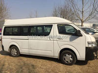 Foton View CS 2 Mini Bus For Bolivia Market 4x2 Drive