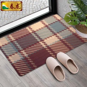 Hot hot hot ! 2018 guangzhou heavy duty front bath pvc door mat