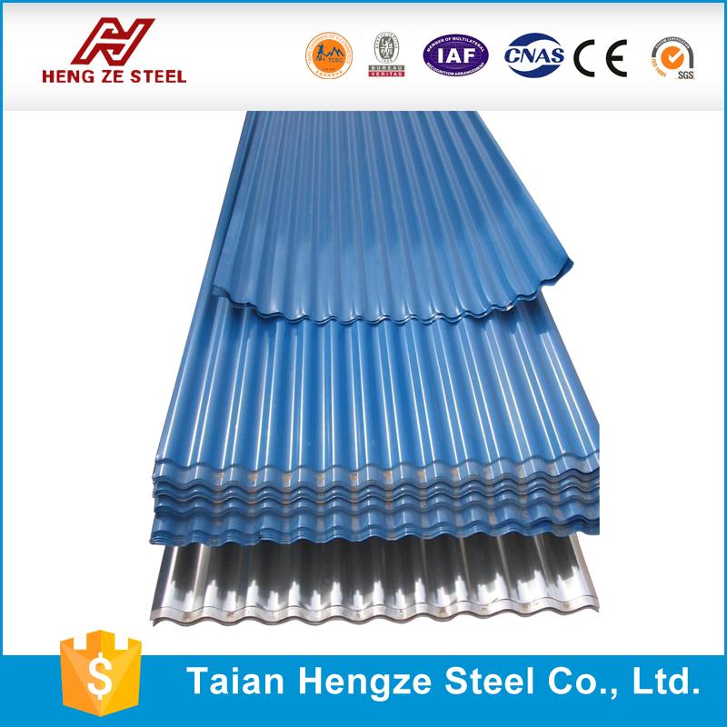 Aluminium Prepainted Zinc Roofing Sheet Price In Nigeria 0.18mm ...