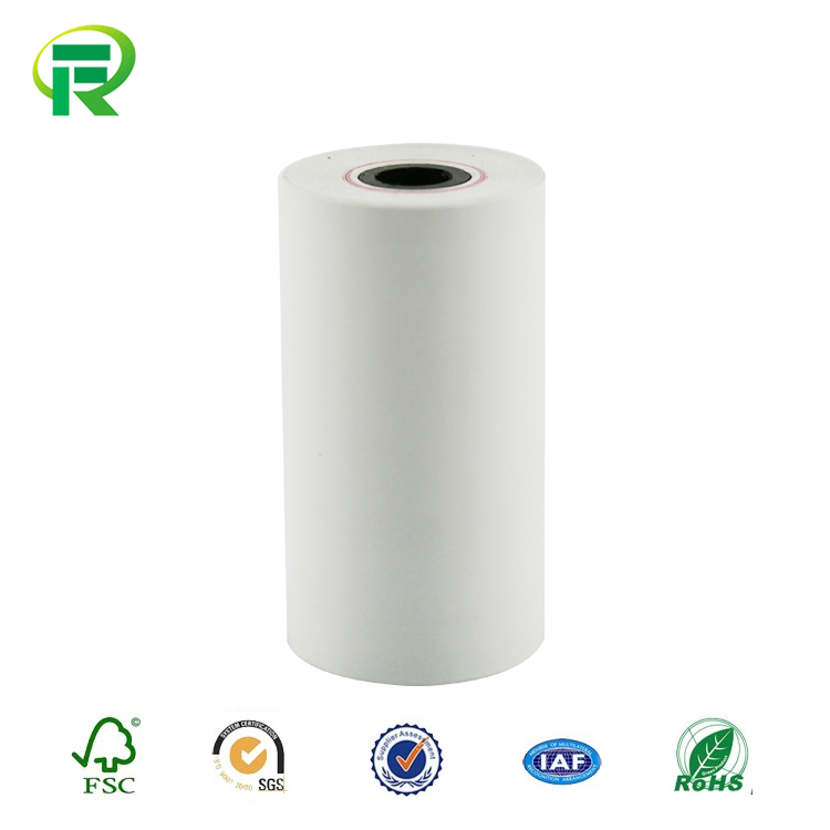10 Rolls shrink wrapping Registratore di cassa Ricevuta 57mm rotolo di Carta Termica in Cina