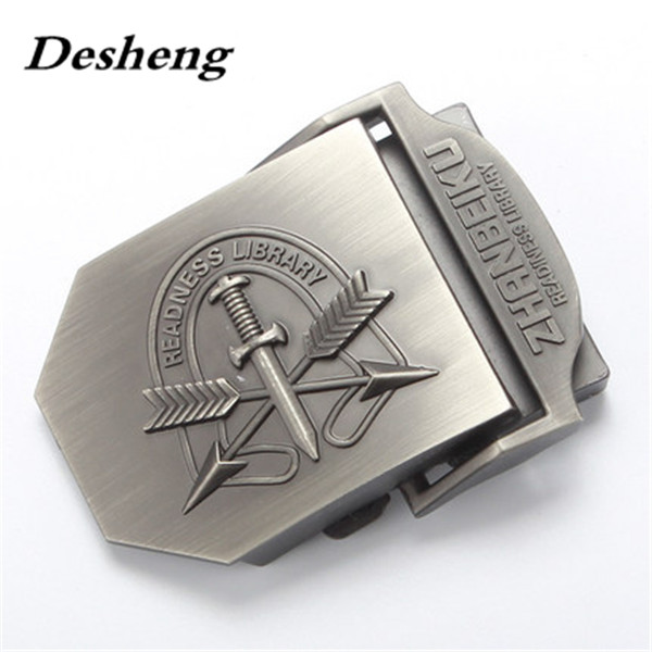 Military belt accessories army belt buckle