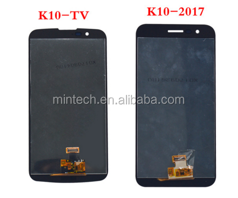 Replacement LCD assembly for LG k10 tv k10 K410 K420 K420N K430TV
