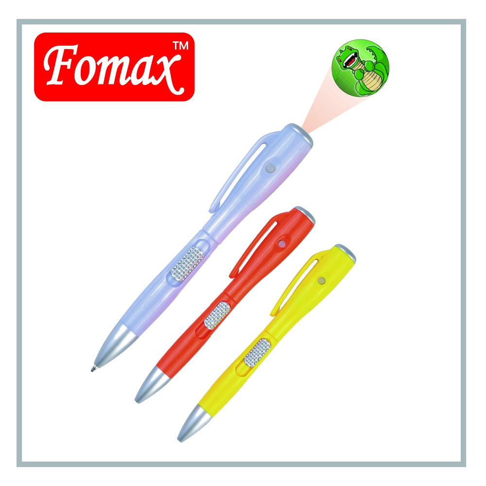 projector ball pen/gifts pen/promotional ballpoint pen