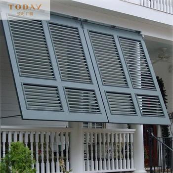 Aluminum Window Louver Awning Opening Louver - Buy Vergola ...
