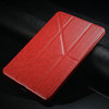 High quality book leather case for ipad mini 2 with 3 standing ways , for new ipad mini 2 case