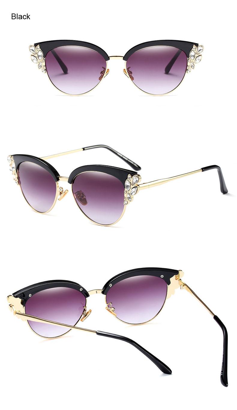 9410edfbcf Mareya Trade - Ralferty Royal Cat Eye Glasses Frames Women ...