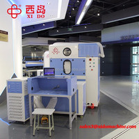 3-scale Automatic Duck Feather Filling Machine For Canada Goose Jacket Production