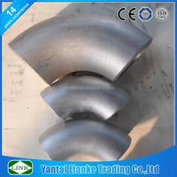 api 5l seamless stainless steel 316 welded pipe fittings short radius elbow r=1.0d