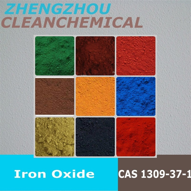 iron oxide with perfect after-sale service