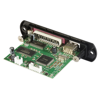 Cheap price audio decoder board support FM/USB/TF/AUX/WMA for mp3/mp4 player