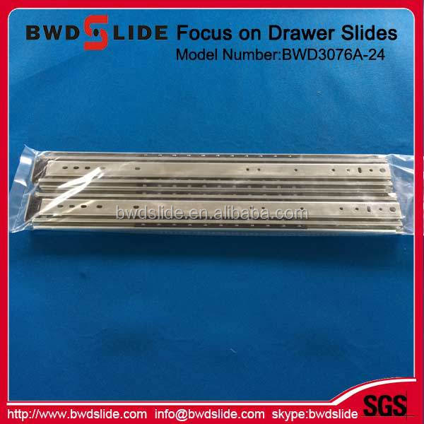 BWD3076A-24 Ball Bearing Extra Long Best Selling Tv Slide