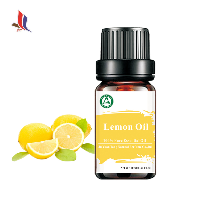 Private label superior quality massage oil pure lemon essential oil