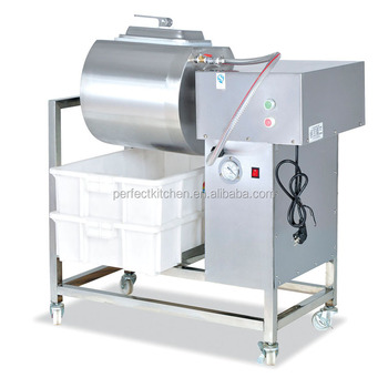 KFC Chicken Marinating Machine / Vakuum-Marinierte Maschinen