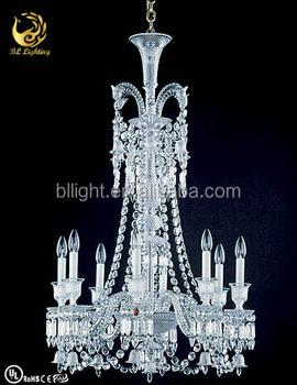 Antigo Lustre Cristal Baccarat R 450000 Em Mercado Livre