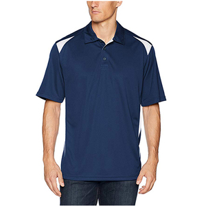 Custom Made High Quality Polo T-shirt Men Short Sleeve 100% Polyester Polo T Shirt With Custom Logo