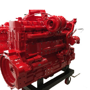 China K19/QSK19 water pump engine of Cummins diesel engine for water pump application