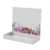 Custom Cosmetic Display, Counter Top Cardboard Display Stand for Lipstick