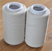 cotton polyester recycled good price and quality yarn mixed 10/nm