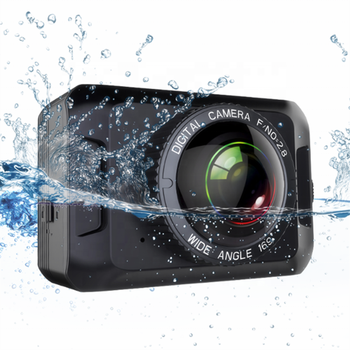 2019 New 4k Action Camera 60fps 1080p Ultra Hd Waterproof Without Case -  Buy Action Camera 4k,Sports Action Camera Waterproof Without Housing,Ultra  Hd